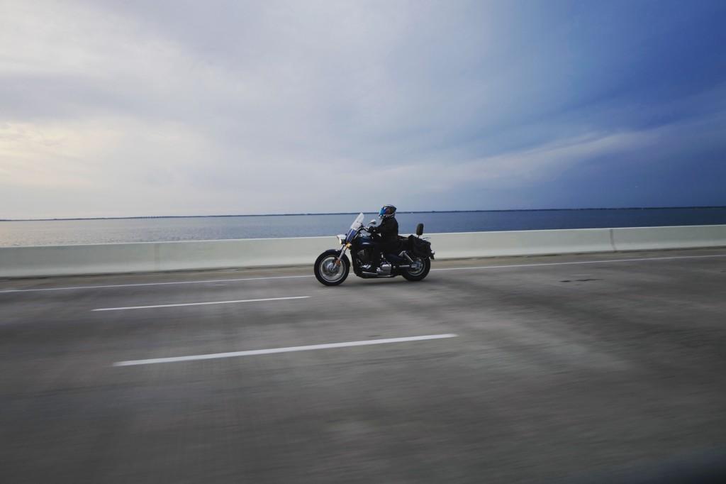 motorcycle driverless world