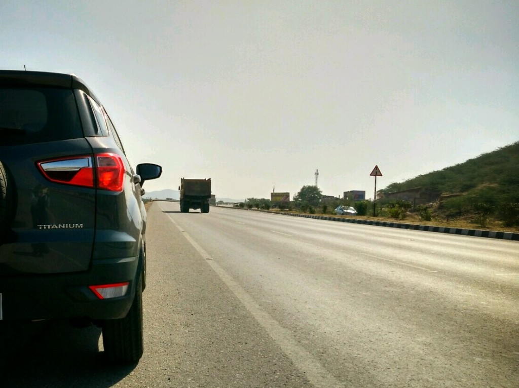 ford ecosport roadtrip